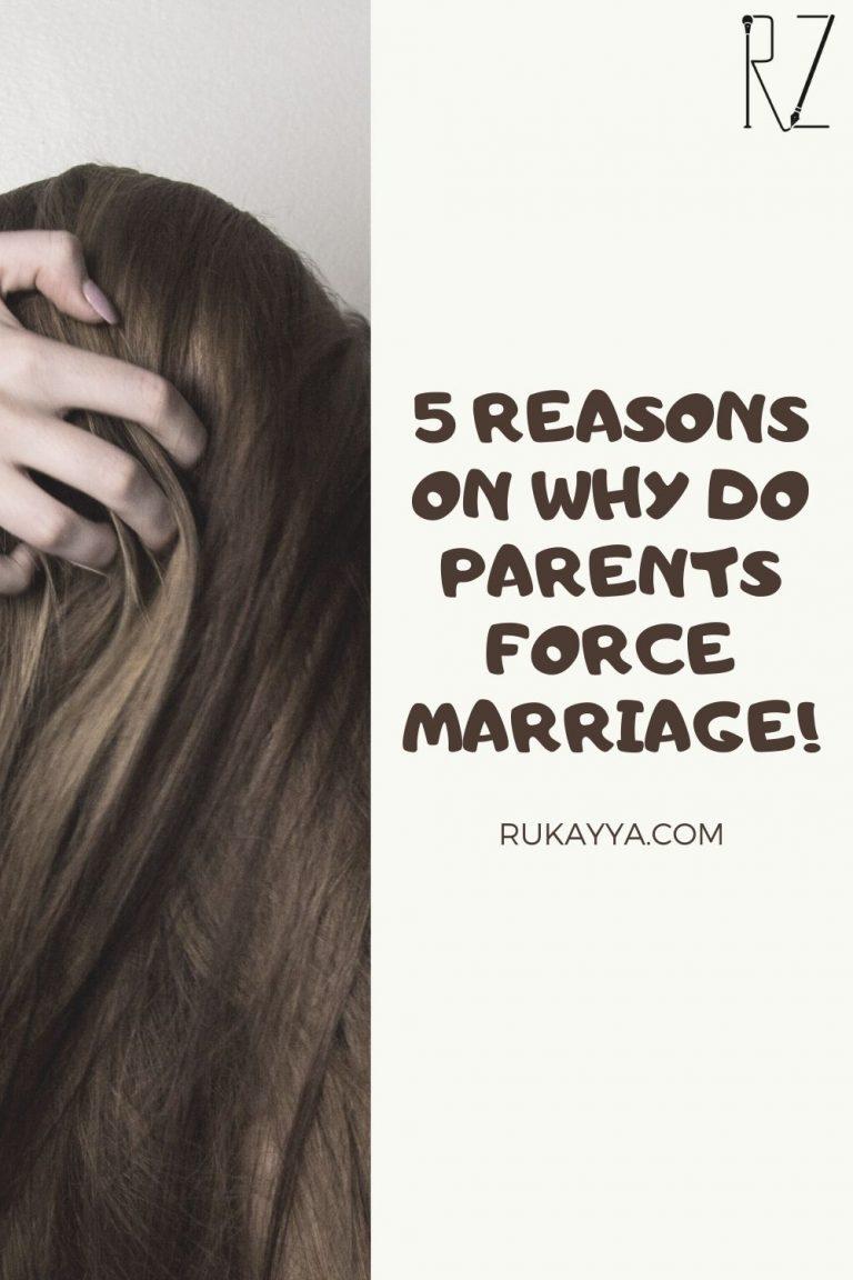 stop parents force marriage