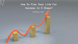 rukayya zirapur, how to plan your life for success, life planning